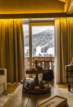 Design Hotel - Hotel de Rougemont - Living Room view