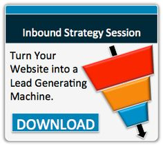 Inbound Strategy Session