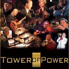 Tower of Power: Radisson Sacramento