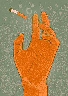 Illustrations #04 by Bruno Miranda