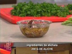Alexandre Franciulli TV GAZETA 15.05.2012 Receitas de sardela e alichela