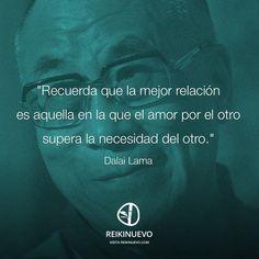 Dalai Lama: Amor por el otro http://reikinuevo.com/dalai-lama-amor-por-el-otro/