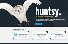 Try to find a new Job? Get organized and stay on target with Huntsy. Try it - it´s easy:  http://huntsy.com/
