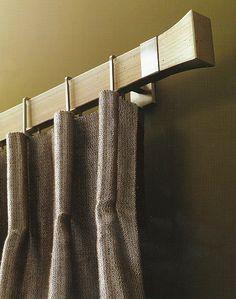 curtain rails ideas - Google Search