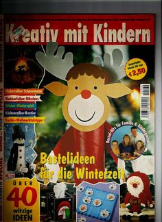 rénszarvas papírgurigából - Angela Lakatos - Picasa Webalbumok Paper Crafts, Christmas Ornaments, Holiday Decor, Rain Days, Picasa, Journals, Children, Christmas Nativity Set, Reindeer