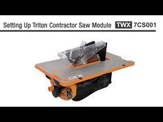 Contractor Saw Module | Triton Tools