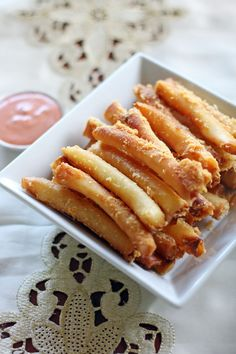 Filipino Style Cheese Sticks @Ang Sarap