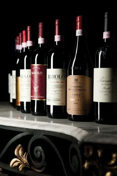 Big, Bad Barolo wines from Piedmont Italy x Just Wine, Wine And Beer, White Wine, Red Wine, La Trattoria, Mets Vins, Barolo Wine, Wine Photography, Wine Art