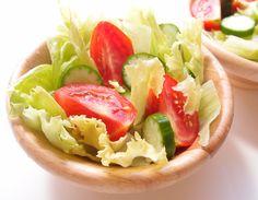 Salada de Quinoa e Tomate e Alcaparras