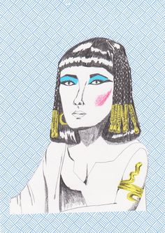 Becci J Atkinson - Untitled #2 (Mixed media) Created for Art on a Postcard