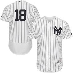 New York Yankees Store has Jorge Posada Jerseys and Gear in stock for baseball fans. Grab your authentic Jorge Posada Jersey and Apparel from the New York Yankees Shop today. Cheap Nba Jerseys, Nhl Jerseys, Baseball Jerseys, Football Gear, Striped Jersey, White Jersey, New York Yankees Shop, Don Larsen, Brian Mccann