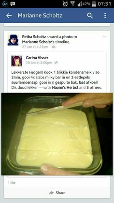 Lekkerste fudge!