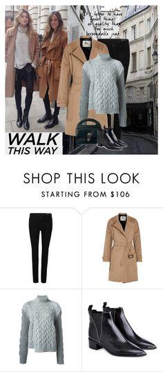 """Walk this Way"" by tinayar on Polyvore featuring AllSaints, Burberry, STELLA McCARTNEY, Balenciaga and Acne Studios"