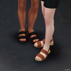 MMSIMS Primo Sandals | MMSIMS on Patreon Sims Love, The Sims 4 Pc, Sims 4 Teen, Sims 4 Mm Cc, Sims 4 Toddler, Sims 4 Cas, Sims 4 Stories, Sims 4 Cc Kids Clothing, Sims 4 Cc Shoes