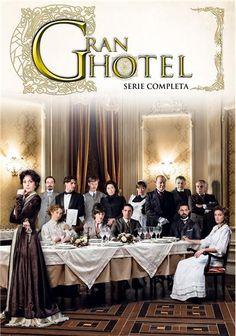 Gran Hotel (2011-2013) España - DVD SERIES 117