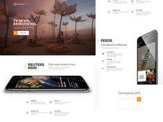 Reuters TV : Launch site