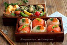 春の手毬寿司弁当~パパのお弁当~の画像 | あ~るママオフィシャルブログ「毎日がお弁当日和♪」Powered by…