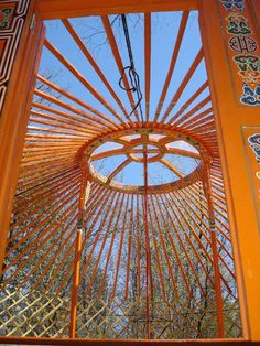 Circus Tent Guesthouses - These Groovy Yurts Let Your Company Feel Like Nomads (GALLERY)
