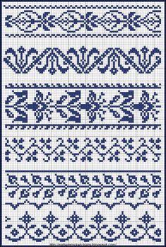 Free Easy Cross, Pattern Maker, PCStitch Charts + Free Historic Old Pattern Books: PCStitch.