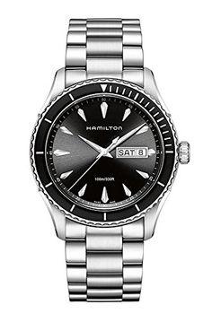 [ハミルトン]HAMILTON 腕時計 Jazzmaster Seaview Day Date(ジャズマスター シービュー デイデイト) H37511131 メンズ 【正規輸入品】 HAMILTON(ハミルトン) http://www.amazon.co.jp/dp/B00M73A51M/ref=cm_sw_r_pi_dp_UuWxub1RD4NB7
