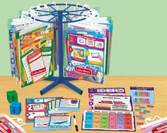 At-My-Desk Reading Comprehension Activity Library - Gr. 2-3  #LakeshoreDreamClassroom