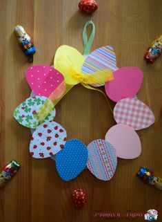 Easter Crafts, Crafts For Kids, Arts And Crafts, Kids Corner, Handmade Flowers, Preschool Activities, Coloring Pages, Diy, Decor