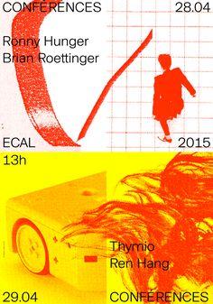 Crisp and vibrant design work from ECAL graduate Clement Rouzaud Graphic Design Brochure, Graphic Design Posters, Graphic Design Typography, Graphic Design Inspiration, Graphic Prints, Poster Prints, Poster Poster, Editorial Design Magazine, Magazine Design