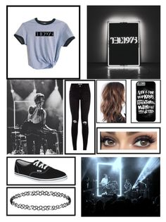 """""""The 1975 Inspired Outfit"""" by casualyetgrunge ❤ liked on Polyvore"""