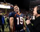 """NY Jets  agree to trade for Broncos quarterback Tim  Tebow, but contract issues reportedly complicate deal"" NYDaily News (March 21, 2012)"