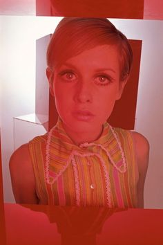 Twiggy Interview: Hair, Beauty, L'Oreal Professionnel (Vogue.com UK)