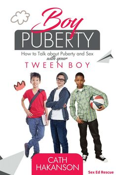 If you're looking for a guide to talking about puberty for boys, then this will get you started with the talk for middle school or teen boys.