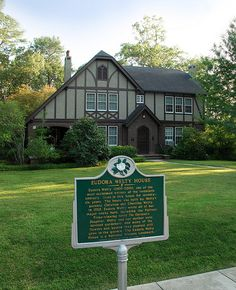Eudora Welty House by visitmississippi, via Flickr