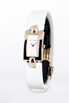 NINA RICCI WATCHES | Nina Ricci N002.42.20.82 – Gold Tone Watch