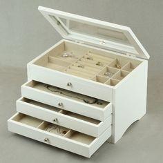 WOODEN JEWELRY BOX (really need jewelry box!!!)