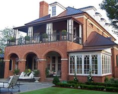 Maresca and Associates Architects  there is an outdoor style for everyone.