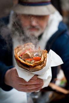 Chez Alain Miam Miam i Paris, Île-de-France Paris Street Food, World Street Food, Paris Food, Best Street Food, Quick Vegetarian Meals, Bons Plans, Mets, Foodie Travel, Indian Food Recipes