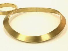 Gold Halsreifen - 4030/13
