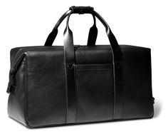 Leather Weekender by KILLSPENCER®