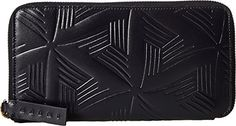 MARNI Marni Men'S Flower Embossed Calf Leather Card Wallet. #marni #bags #leather #wallet #accessories #