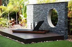 Creating a zen space in your garden