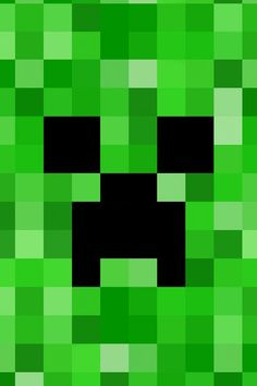 Minecraft Creeper Wallpaper