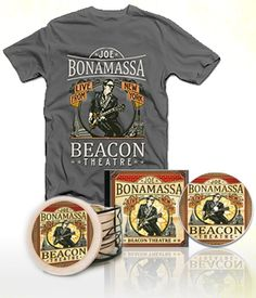 Beacon Theatre CD- Package 2