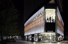 「プラダ 銀座店」の画像検索結果