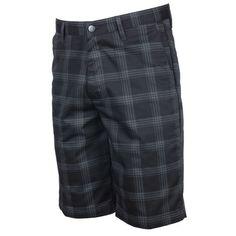 Men's Frickin Plaid Chino  Shorts $50