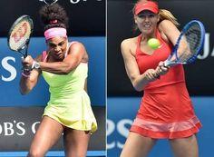 Get Serena Williams vs Maria Sharapova semi-final in 2015 Wimbledon championships match info, preview, predictions, live telecast, streaming and score info.
