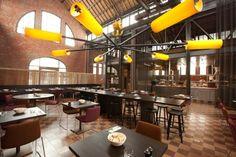 Volta restaurant – Ghent, Belgium