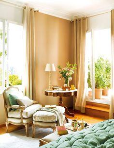 Un ático para ser felices · ElMueble.com · Casas