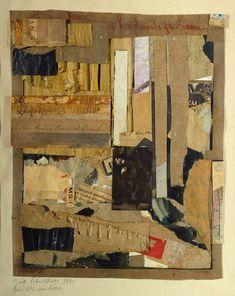 Kurt Schwitters German, 1887-1948