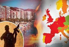 """""""Daily Express"""": Azərbaycan terror təhdidi riski yüksək olan ölkələr siyahısındadır – FOTO -->http://goo.gl/IGDeiR"""