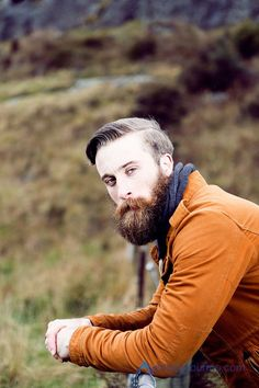 We had a shoot with Jay from Portfolio Models up in the Christchurch Port  Hills.  There was no rain until we got right to where we were shooting - of  course.  Jay has the most amazing beard and moustache combo. So glorious!